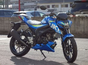 GSX-S125/スズキ 125cc 広島県 Bike shop Moto Ride