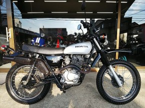 XL230/ホンダ 230cc 千葉県 GPX千葉 moto shop chronicle